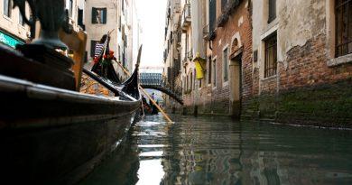 수상 도시 베네치아 (Venezia, Venice)